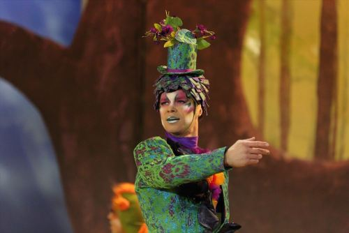 Disneyland Paris announces the arrival of a brand new show The Forest of Enchantment: A Disney Musical Adventure. (c)Disney
