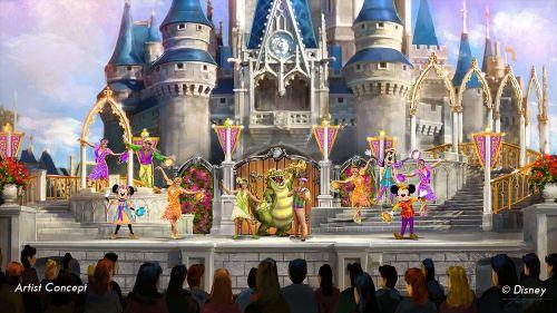 ミッキーのロイヤル・フレンドシップ・フェア As to Disney artwork, logos and properties:©Disney