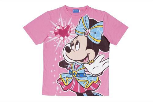 Tシャツ S,M,L,LL 各2600円 (c)Disney