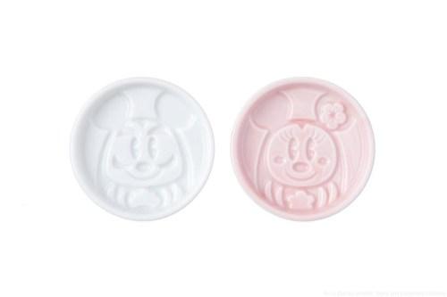醤油皿セット  1800円 (c)Disney