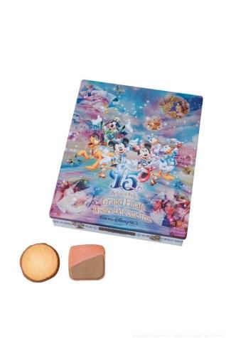 アソーテッド・クッキー 1200円 (c)Disney
