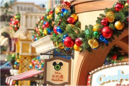 Shanghai Disney Resort Kicks Off Magical and Distinctive Disney Holiday Season (c)Disney