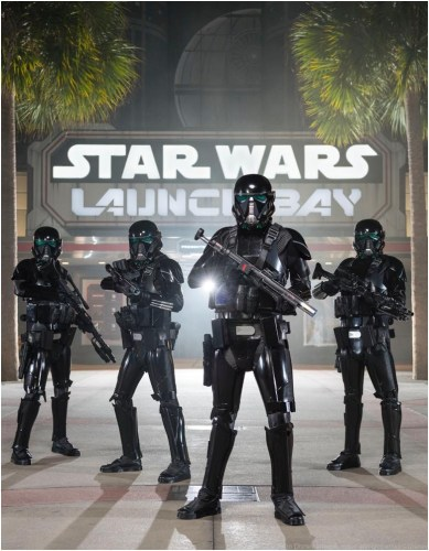 Starting Dec. 16, guests at Disney's Hollywood Studios will be able to see AWR Troopers from
