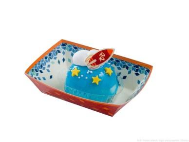 ヨーグルトムースケーキ 380円 (c)Disney