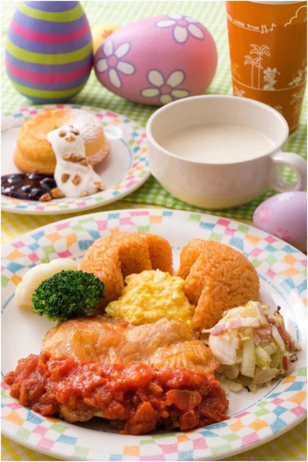 グランマ・サラのキッチン スペシャルセット 1580円(c)Disney