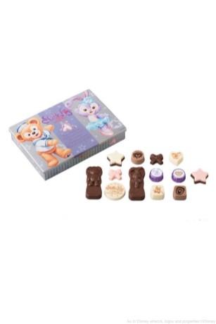 アソーテッド・チョコレート 1200円 (c)Disney