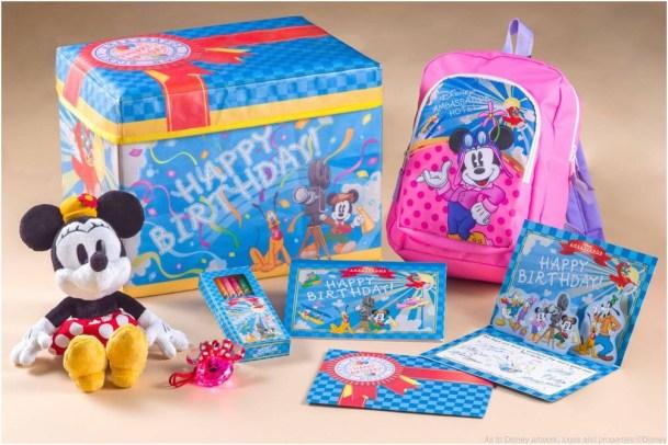 ディズニーアンバサダーホテル スペシャルキッズバースデー(ミニーマウスセット) (c)Disney