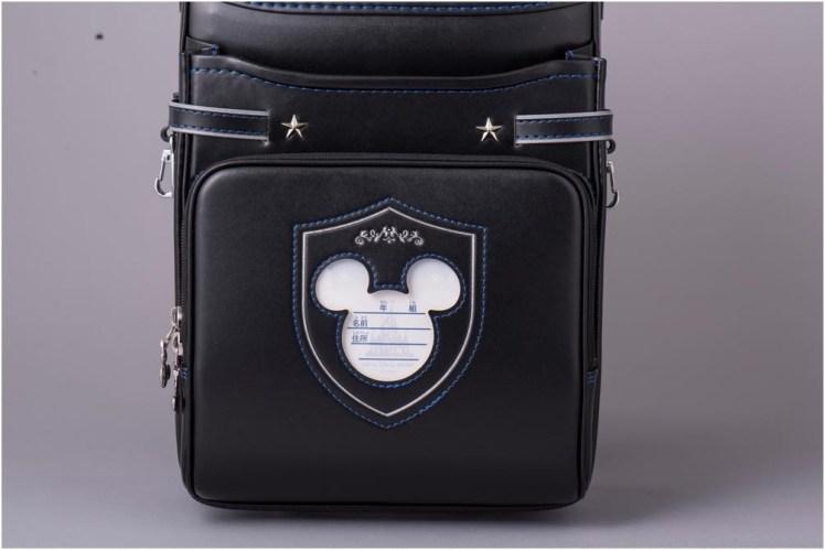 スタンダードライン 前ポケット(ブラック) (c)Disney