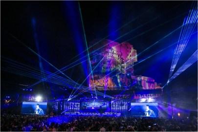 Electroland Returning to Disneyland Paris for Third Edition in 2019 (c)Disney