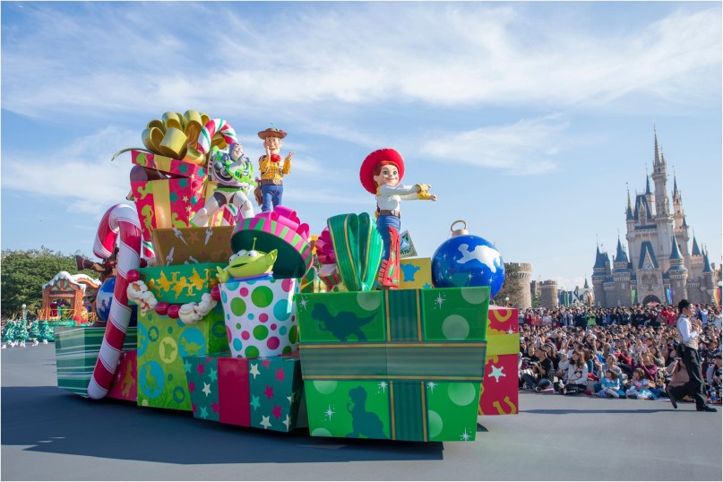 ディズニー・クリスマス・ストーリーズ (c)Disney