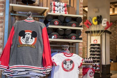 World of Disney, the ultimate shopping destination at the Downtown Disney District, now features a reimagined layout that makes shopping easier and more fun. Inside, guests discover an open atmosphere with uniquely themed areas featuring the hottest Disney merchandise. World of Disney regularly rolls out exclusive Disney Parks merchandise, reinforcing its reputation as a must-visit destination for Disney fans. The Downtown Disney District is located in Anaheim, Calif. (Joshua Sudock/Disneyland Resort)