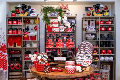 DISNEY HOME STORE OPENS AT THE DISNEYLAND RESORT (ANAHEIM, Calif) - The Disney Home store is now officially open in the Downtown Disney District and offers guests a curated assortment of home goods that will change with each season. The opening of Disney Home is a part of the continuous, promenade-wide transformation happening at the Downtown Disney District in 2018. (Joshua Sudock, Disneyland Resort)