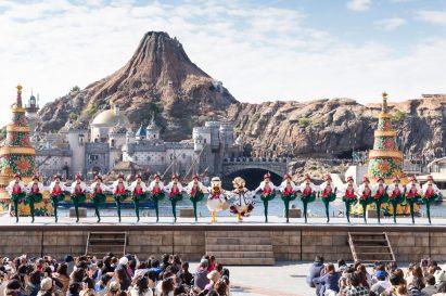 イッツ・クリスマスタイム! (c)Disney