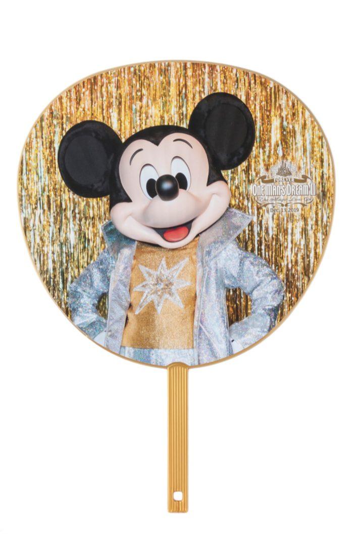 うちわ(表面) 800円 (c)Disney