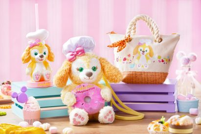 Left: 3D CookieAnn Bottle (HKD129), launch on Oct 29/Middle: CookieAnn Plush Shoulder Bag (HKD259), coming soon/Right: CookieAnn Marshmallow with Tote bag (HKD129), coming soon (c)Disney