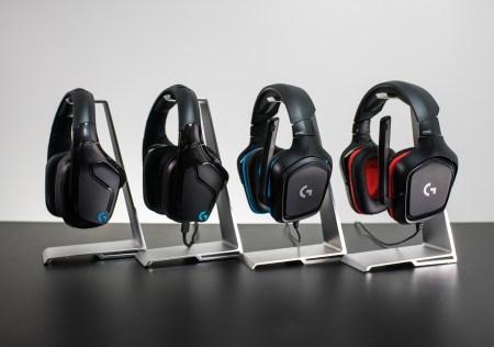 """Logicool、独自のオーディオドライバ""""Pro-G""""を搭載したゲーミングヘッドセット「LogicoolG G935」など計4製品を発表"""
