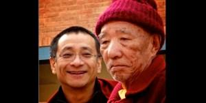 Rinpoche visit his Guru, Khenpo Tsultrim Gyampso Rinpoche in Nepal300