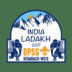 Pfadfinder Indien DPSG Heimbach-Weis Projekt Patch