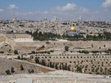 Jerusalem mit Felsendom