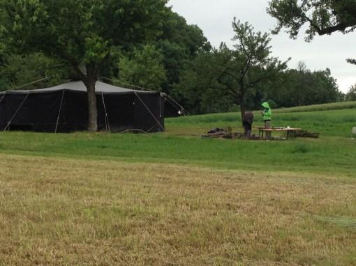 Wochenendlager Jungpfadfinder