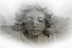 1st Place - An Angel Watching Over Them by Kate Burton