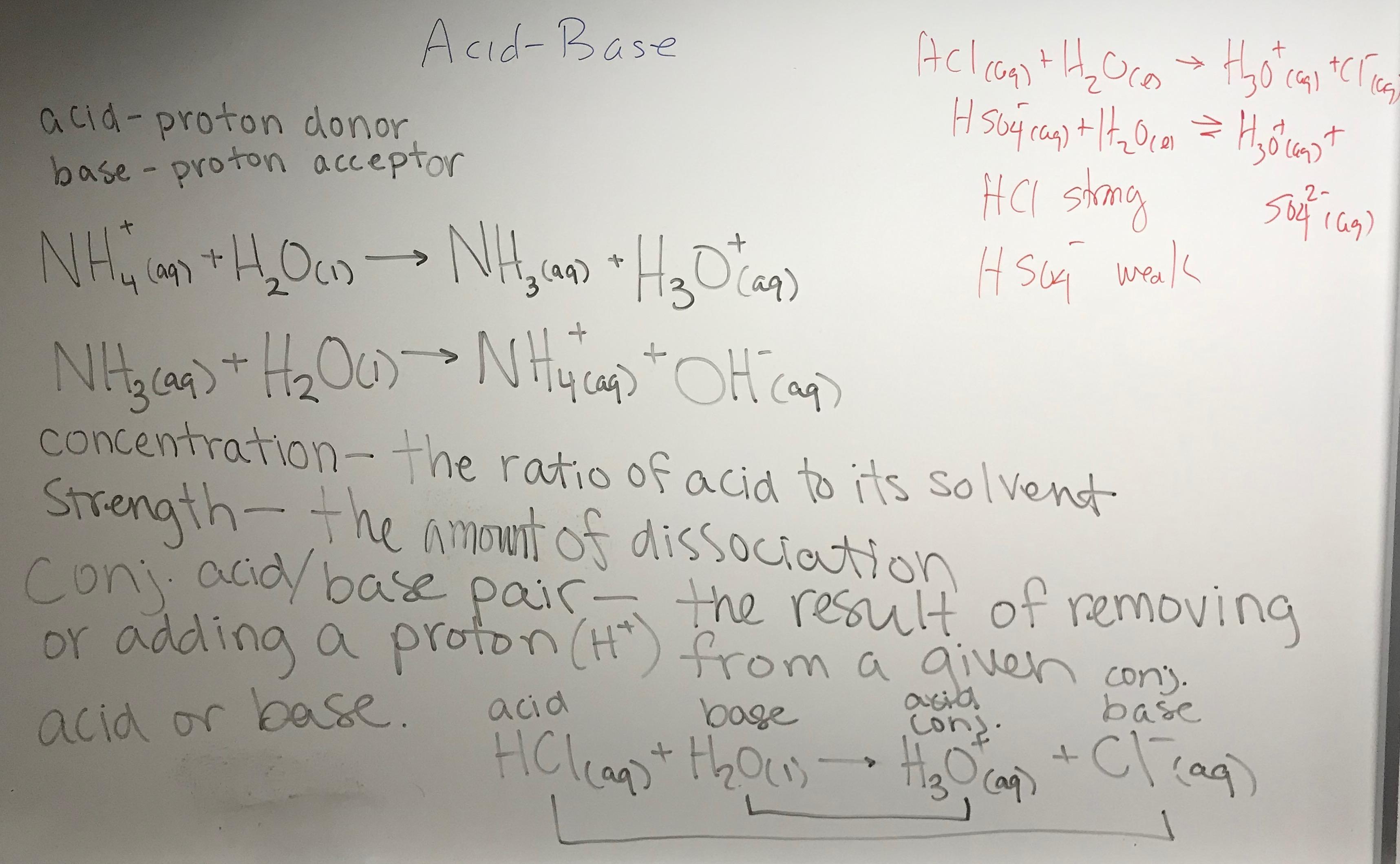 Chem 260 Archive