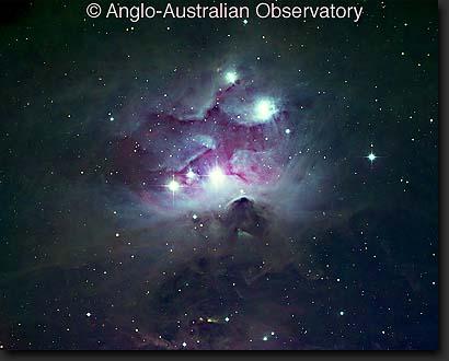 Examples of Emission Nebulae