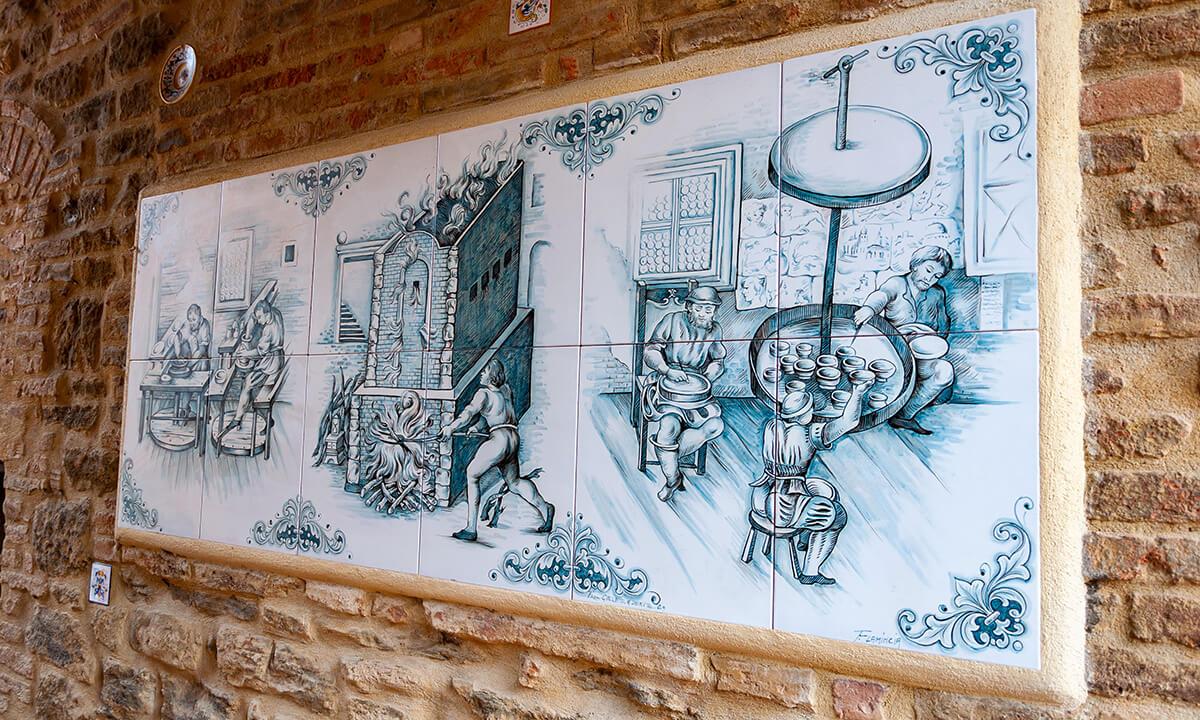 Una delle manifatture di ceramiche artistiche più rinomate in emilia, organizza una data unica di workshop di decorazione su ceramica. Le 5 Citta Della Ceramica In Italia Alitalia Discover Italy