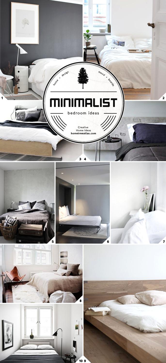 Stress Free: Minimalist Bedroom Design Ideas   Home Tree Atlas on Minimalist Bedroom Design  id=67908