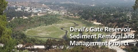 Devils Gate Dam