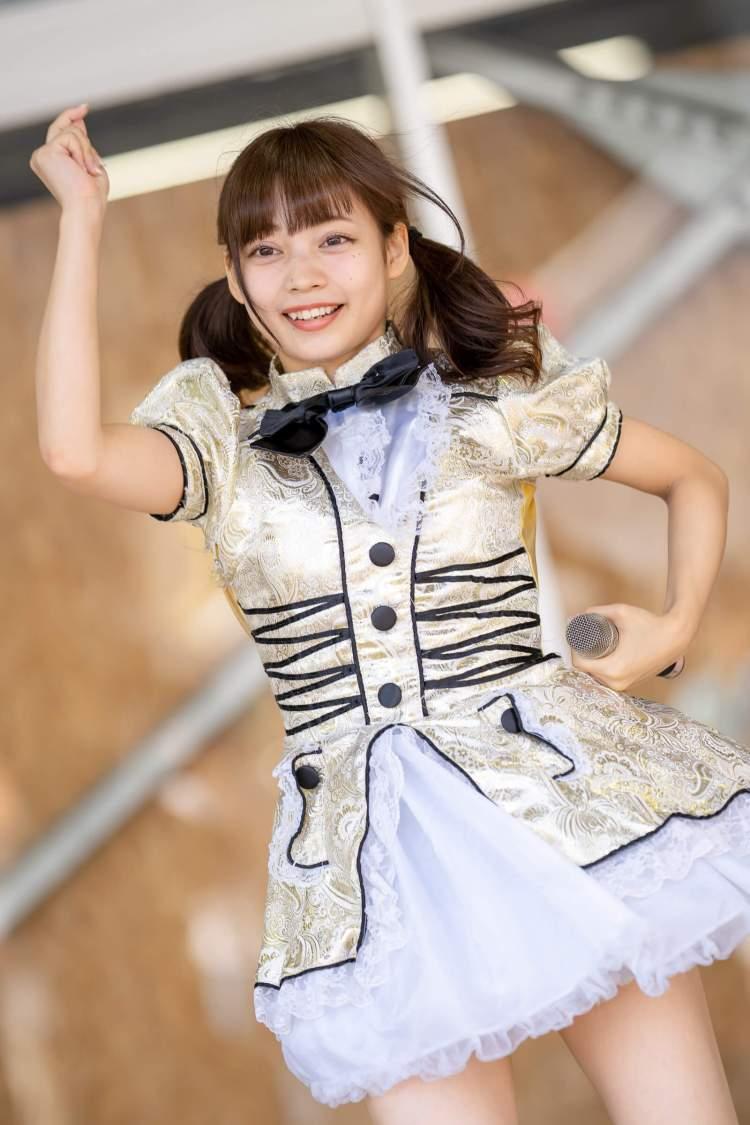 2代目HAPPY少女♪ ゆいな ( 宮崎ゆいな )   第3回 oh!マガリ夏祭り