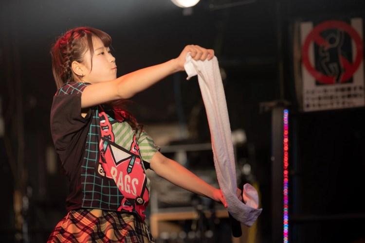 POPPING☆SMILE あすか ( 橋本明日香 ) | フルーティー定期公演フルーツバスケット~おまる生誕~
