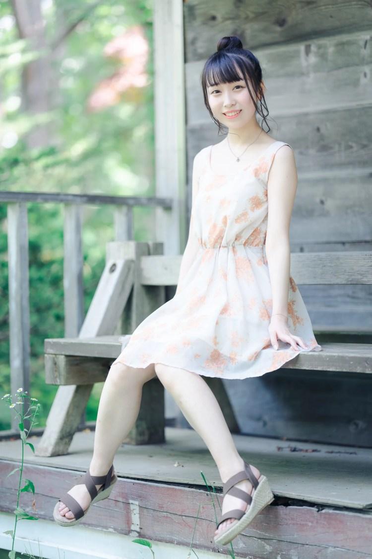 フルーティー♡ ゆいな ( 葉山結菜 ) | SMP 札幌モデルプロ撮影会