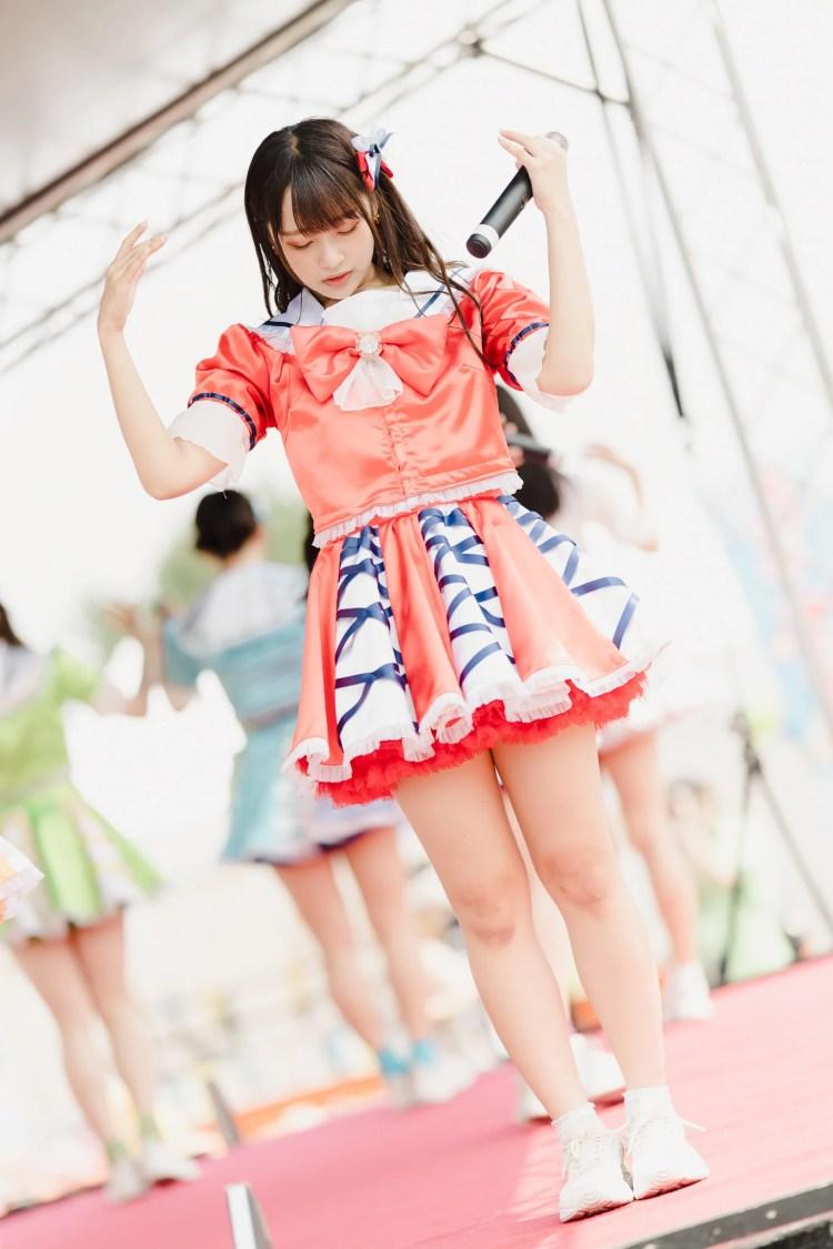 HAPPY少女♪ ちひろ ( 孫田ちひろ )   お宝百貨店万代藤野店「SUMMER FESTIVAL 2021」1日目