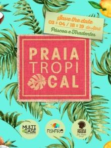 Poster do filme A Praia