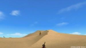 ゴブル砂漠東