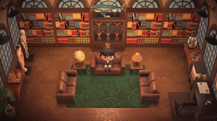 おしゃれな 部屋 どうぶつ の 森