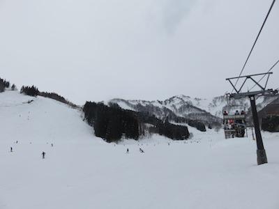 神立高原スキー場10