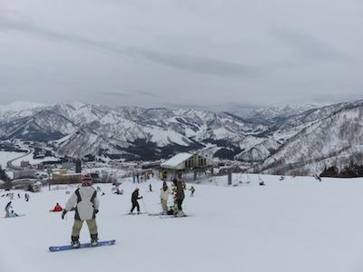 岩原スキー場7