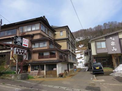 7 関温泉スキー場