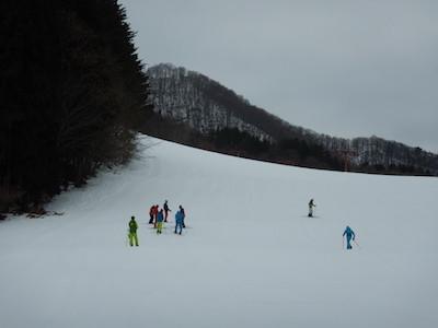 24大穴スキー場