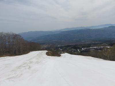14 関温泉スキー場