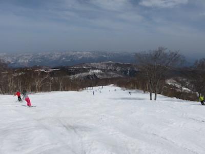 10スノーボード野沢温泉