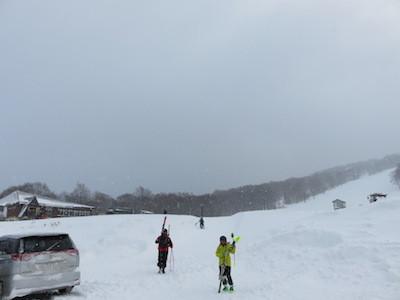 スノーボード秋田八幡平