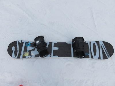 2スノーボードVOLKL STEAZE