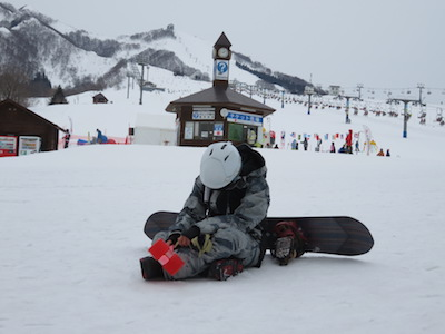 岩原スキー場1