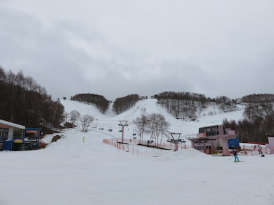 7スノーボード峰の原