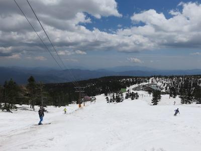 31横手山渋峠スキー場