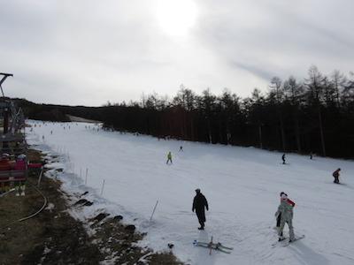 湯の丸スキー場9