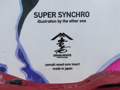 1SUPER SYNCHRO 156 ORIGINAL FLEX